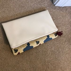 Fold over clutch from Fab Fit Fun